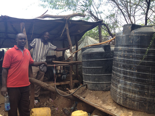 Electricity business in Kakuma refugee camp | by Refugee Studies Centre
