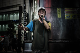 Beat-boxer | by visually_conscious