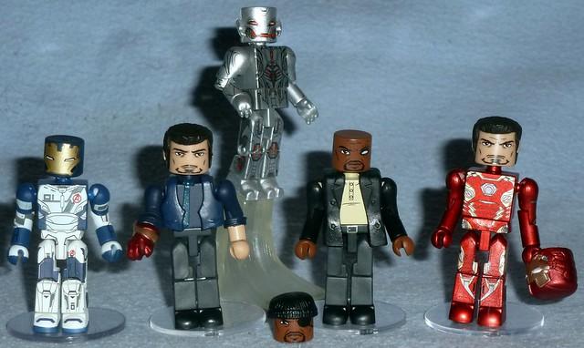 MiniMates - SDCC Avengers