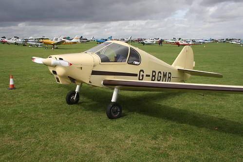 G-BGMR Gardan GY-20 [PFA 056-10153] Sywell 290814
