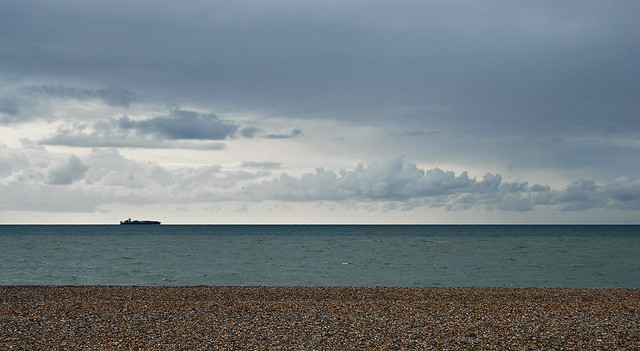 Dungeness - Channel View