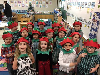 Christmas Concert Ready!   by Kathy Cassidy
