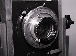 Bender 4 x 5 View Camera