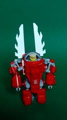 Battlesuit Archangel #3