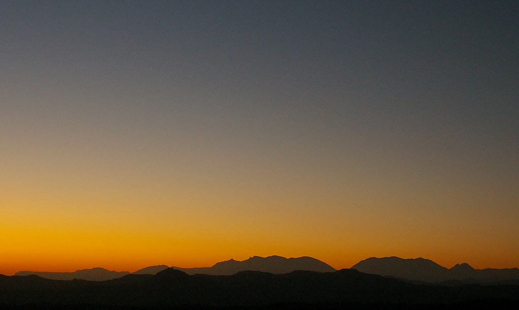 La vista des de Perafita / The panorama from Perafita