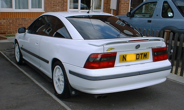 Vauxhall Calibra Dtm Turbo 4x4 Rare Calibra One Of Only