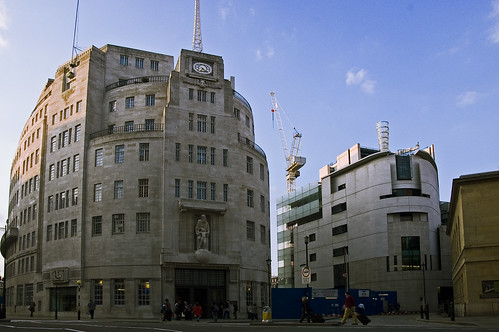 Broadcasting House | by Joe Dunckley