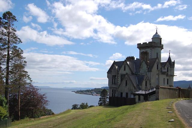 Dunselma Castle