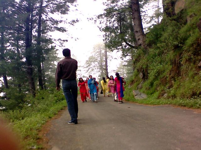 Women Trekkers