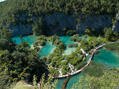 Plitvička Jezera | by Expectmohr
