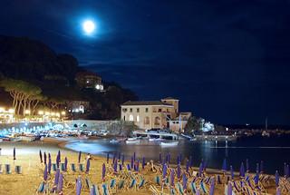 Levanto by night | by Gabriele Pranzo-Zaccaria