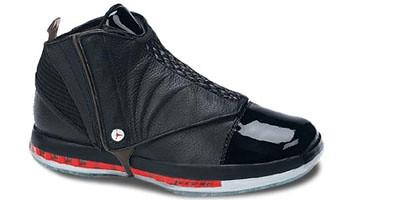 Authentic Air Jordans 16 - XVI