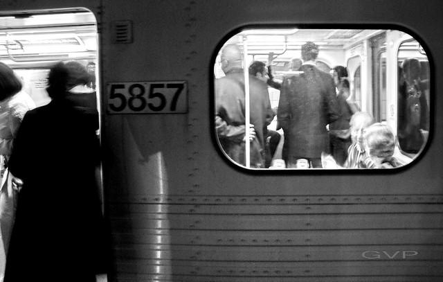 train 5857