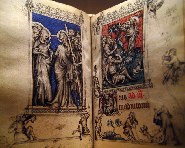 20081128 cloister illuminated manuscript
