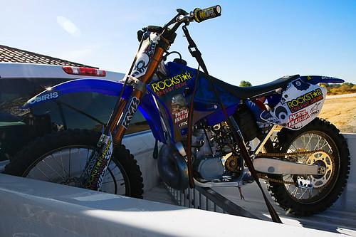Lusk's Bike