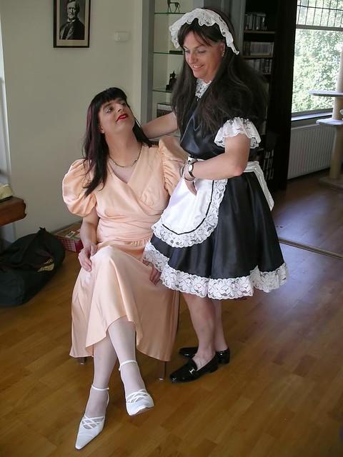 Maid Fabienne