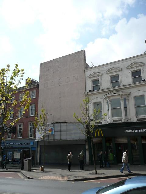 Ritz/Odeon Cinema, Nottingham