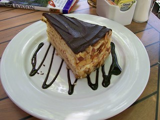 Boston cream pie | by Paco Seoane