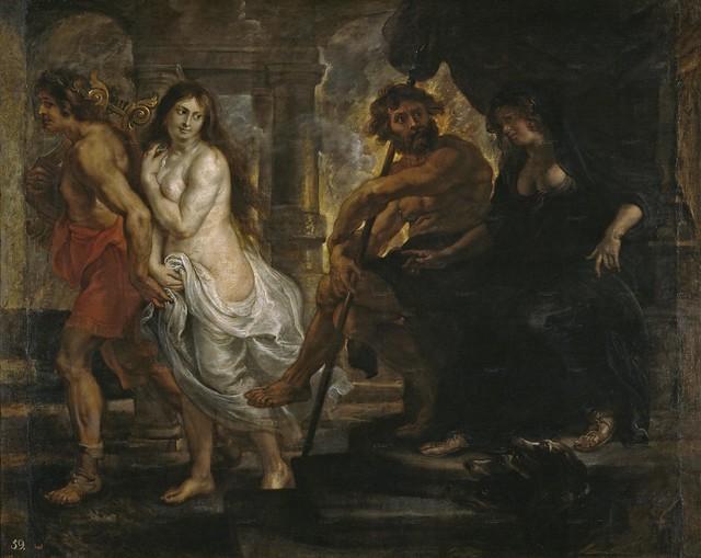 +1637 Orfeo con Hades