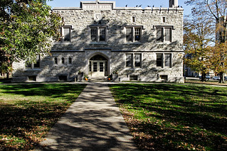 Ransom Hall, Kenyon College | by .curt.
