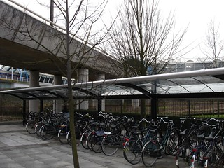 20070304 Amsterdam - Station Duivendrecht