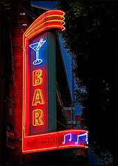 Bar Sign Neon