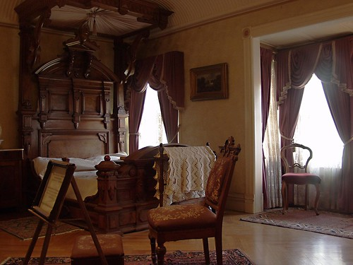 Lady Winchester's Bedroom, Winchester Mansion, San Jose, CA | by Вера Надежда Любовь
