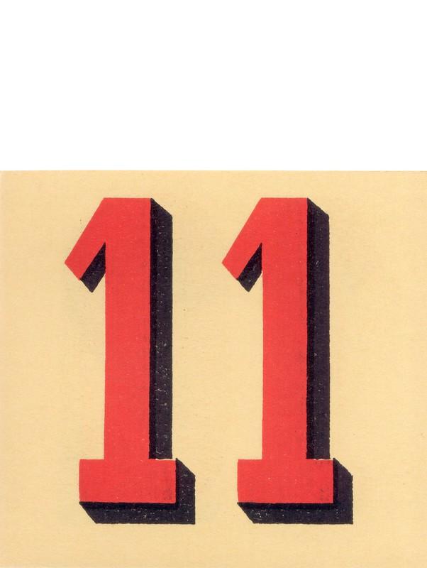 calendrier n11