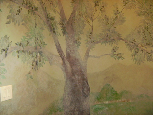 Wall Mural - Olive Tree