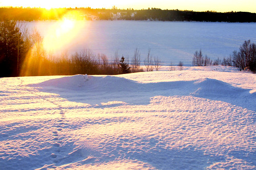 family blue winter sky snow canada sunrise river north bluesky newbrunswick northern snowbanks miramichi wint