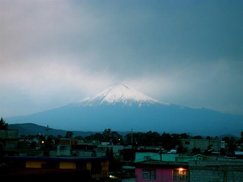 El Popo en Castillotla