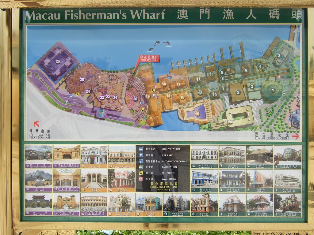 Macau Fisherman's Wharf Map | peppermint_marshmallows | Flickr on map of lombard street, map of california, map of stanford shopping center, map of pier 39, map of golden gate bridge, map of 17-mile drive, map of union square, map of leo carrillo, map of hunters point, map of cathedral hill, map of moscone convention center, map of cable car, map of civic center, map of cliff house, map of the east side, map of sea cliff, map of ogden point, map of haight ashbury district, map of union city, map of south street seaport,