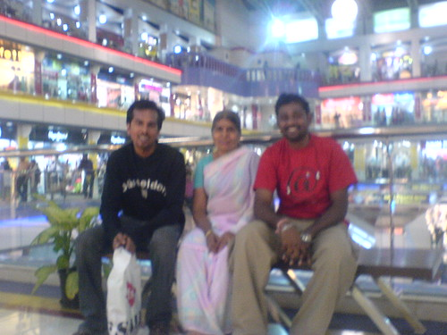 My friend, Mom n myself (R to L) | by raj_kc0204