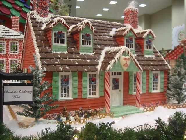 SBC Candy Houses