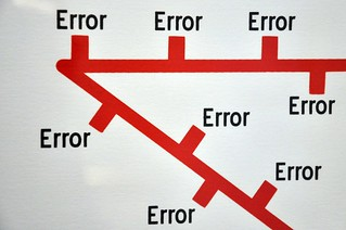 Error | by Nick J Webb