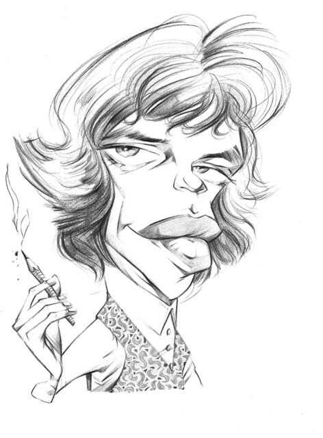 MARCELO GUERRA CARICATURISTA / show de la caricatura / www.marceloguerra.com.ar