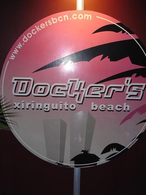 Logotipo De La Terraza Dockers Javier Lastras Flickr