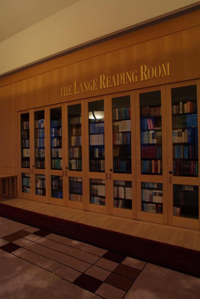 Lange Reading Room | © Kaz Tsuruta | UCSF Library | Flickr