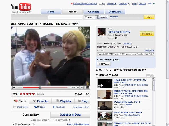 Video een tube films