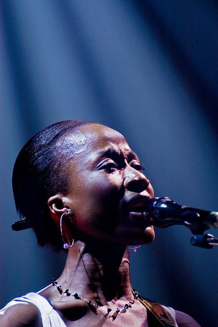 rokia traoré festival de marne 2008 #2