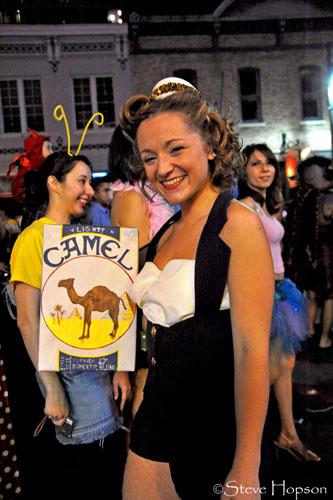 camel tooth girl