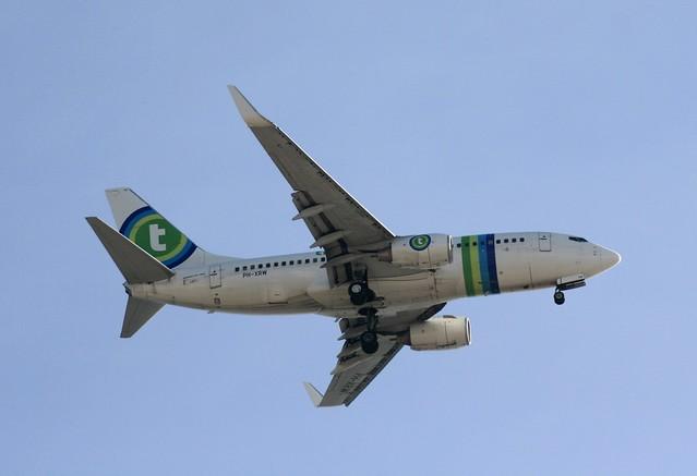 Transavia / Boeing 737-7K2 / PH-XRW