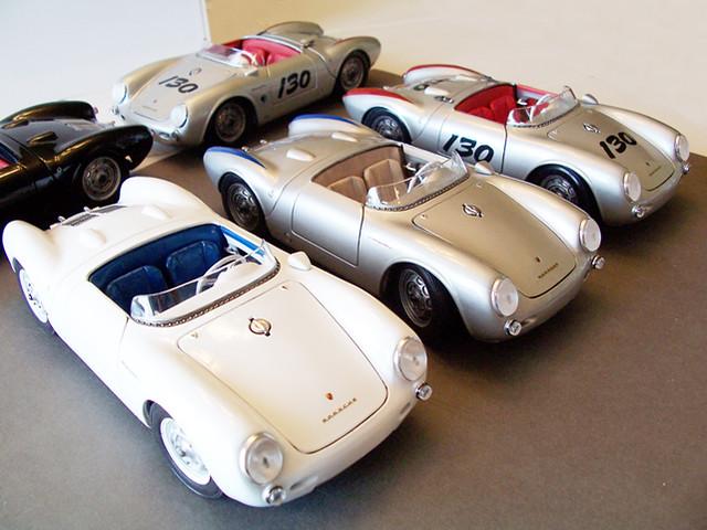 Maisto 550 Porsche Custom