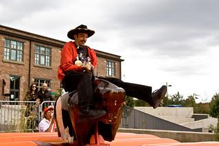 bull riding-2 | by Bert Heymans