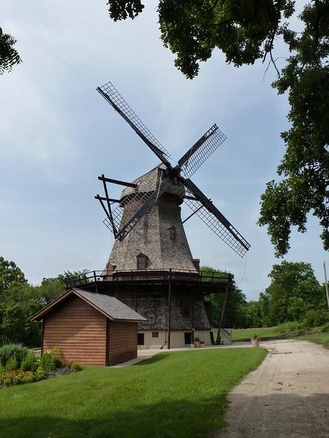 Chasing Windmills in Batavia, Illinois