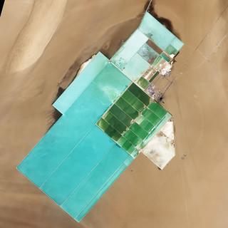 Lop Nur, Xinjiang, China | by NASA Goddard Photo and Video