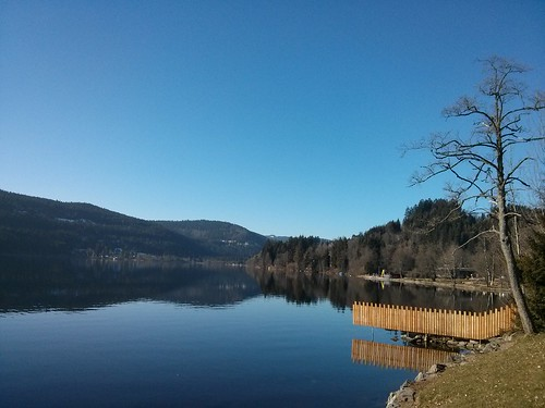Morgenstimmung / morning mood Titisee, Black Forest, Baden, Germany | by Loeffle