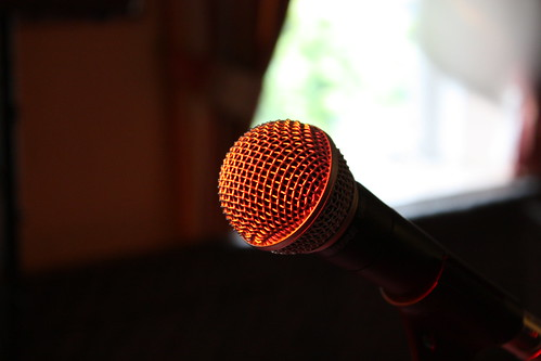 Microphone head | by sparetomato