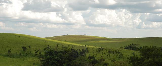 More Mondulkiri hills