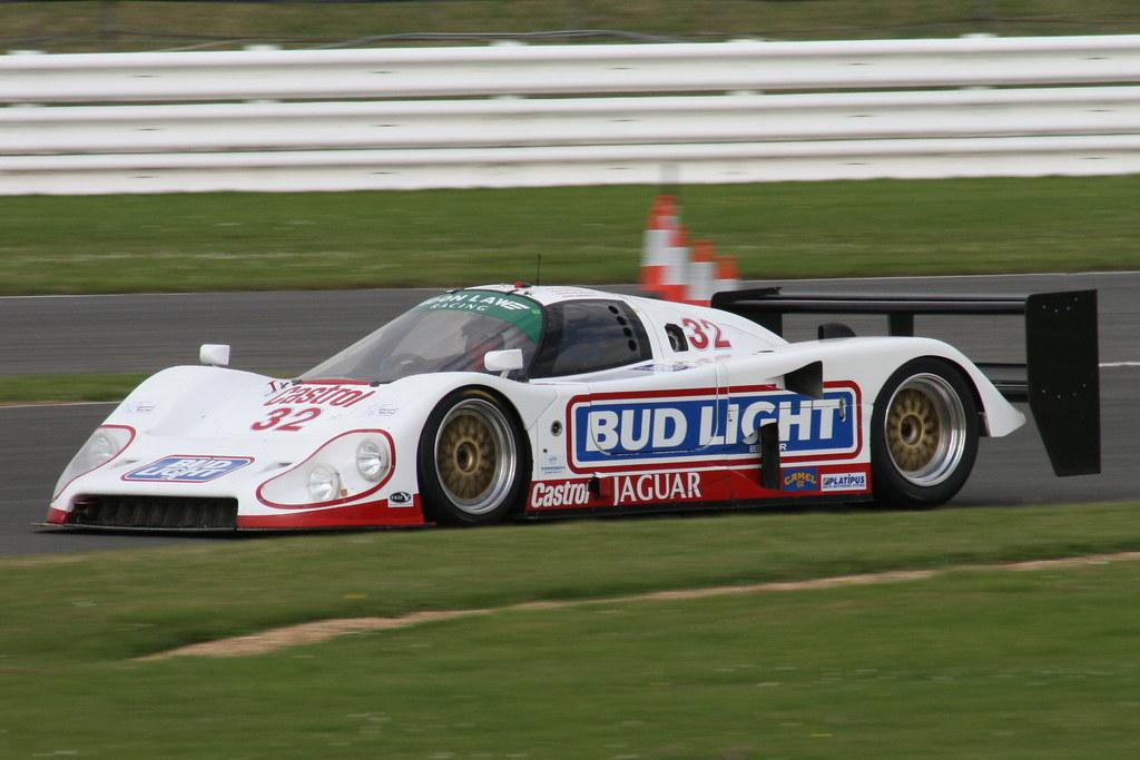 Jaguar XJR-12 - Silverstone Classic 2008 | The 1993 IMSA ...